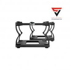 FLUID AUDIO DS8 DESKTOP MONITOR STANDS (PAIR)