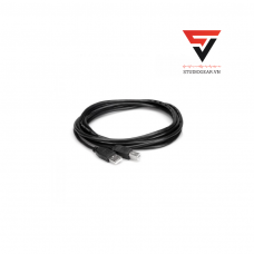 HOSA HIGH SPEED USB CABLE TYPE A TO TYPE B