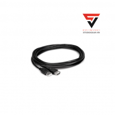 HOSA HIGH SPEED USB EXTENSION CABLE TYPE A TO TYPE A