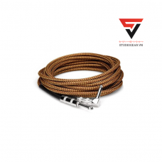 HOSA TWEED GUITAR CABLE STRAIGHT TO RIGHT-ANGLE