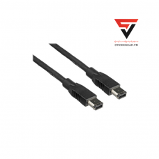 PEARSTONE FIREWIRE 400 6-PIN TO 6-PIN CABLE