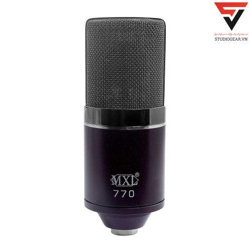 MXL 770 Midnight Condenser Microphone