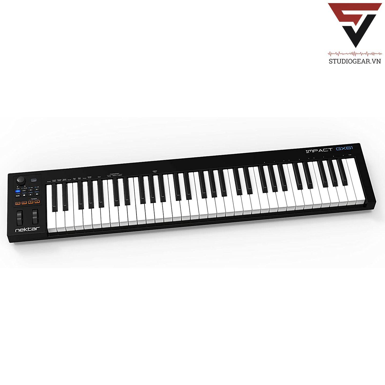 Nektar Impact GX61 Keyboard Controller