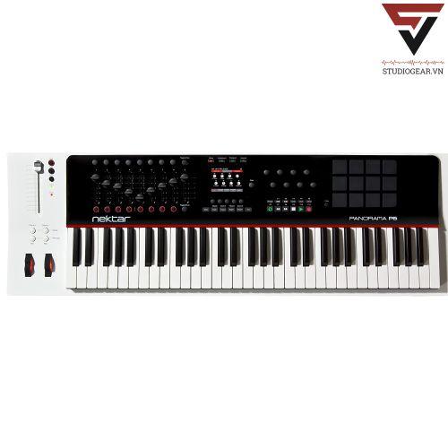 Nektar Panorama P6 61-key MIDI Controller