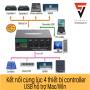 Midi USB Box 4in/4out Studiogear