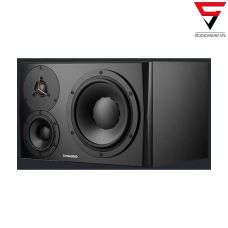 Dynaudio LYD 48 3-way Near-Midfield Monitor (Left Side)-Black