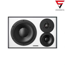 Dynaudio LYD 48 3-way Near-Midfield Monitor (Right Side)-Black & White