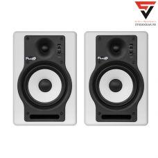 Fluid Audio C5 Active Studio Monitors (Pair)-White