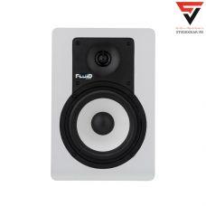 """Fluid Audio C5BT Bluetooth 5"""" Studio Monitors (Pair)-White"""