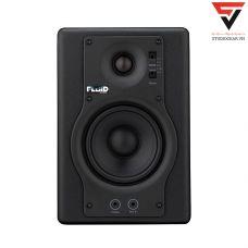 Fluid Audio F4 Active Studio Monitors (Pair)-Black
