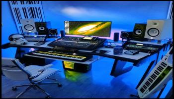 Thiết Kế Setup Hệ Thống Thiết Bị Phòng Thu âm - Làm Nhạc